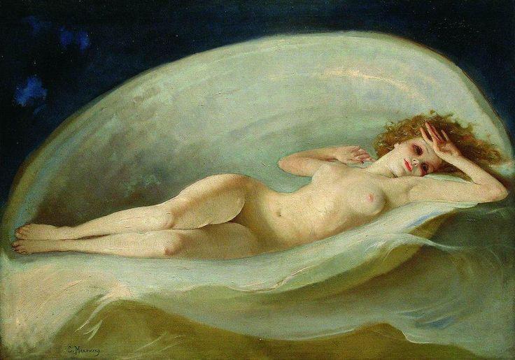Маковский. Рождение Венеры / Makovskij. The birth of Venera