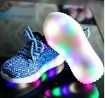 Kids LED sneakers