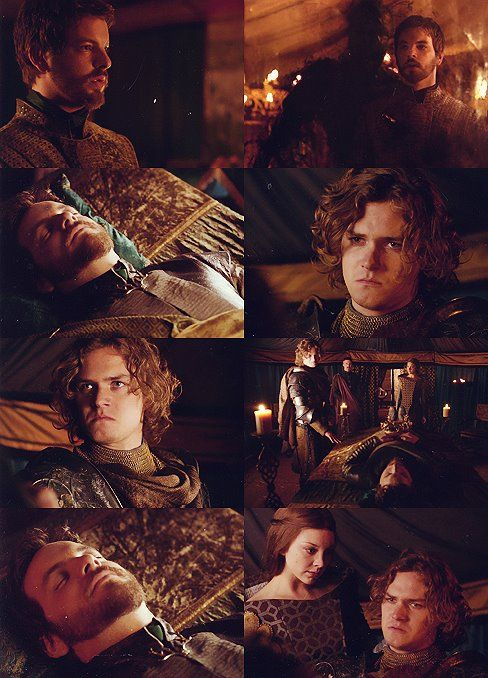 Renly and Loras by virnakhaleesi | Game of Thrones | Renly game of