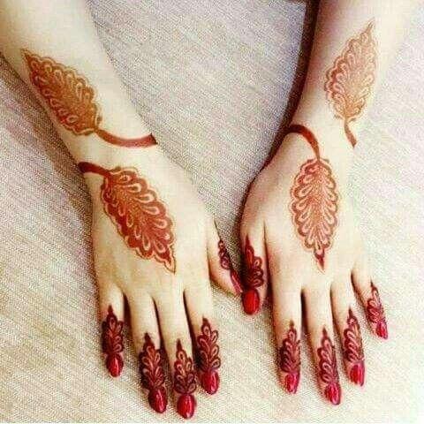 Different henna