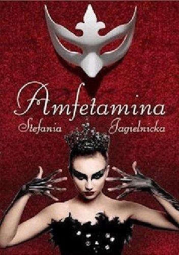 Okładka książki Amfetamina