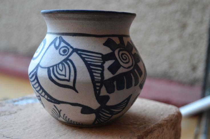 Arte de Tzinzunzan Michoacán.