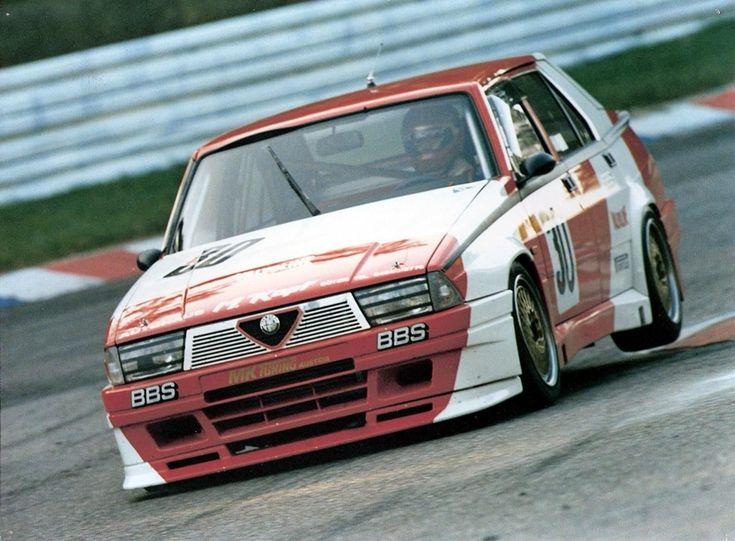 Alfa Romeo 75 Turbo Evo IMSA