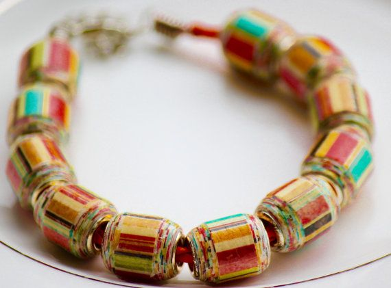 Tribal Dance - Beautifully Bead Bracelet
