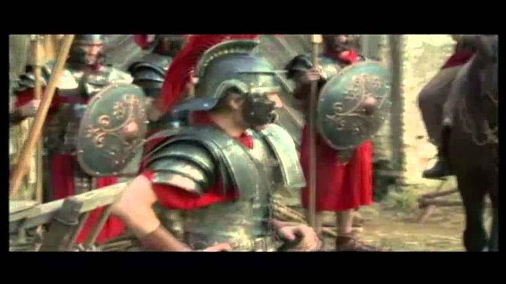 Starożytny Rzym - Pierwsza wojna z barbarzyńcani (HD)