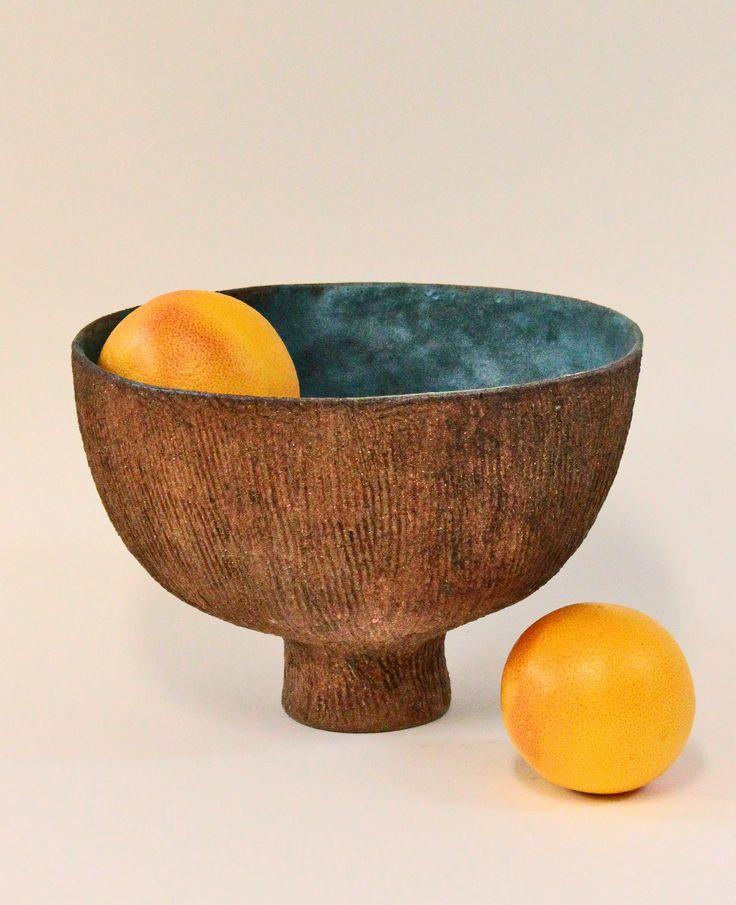 Silvia Valentin, Pequeño frutero azul. silviavalentin.com