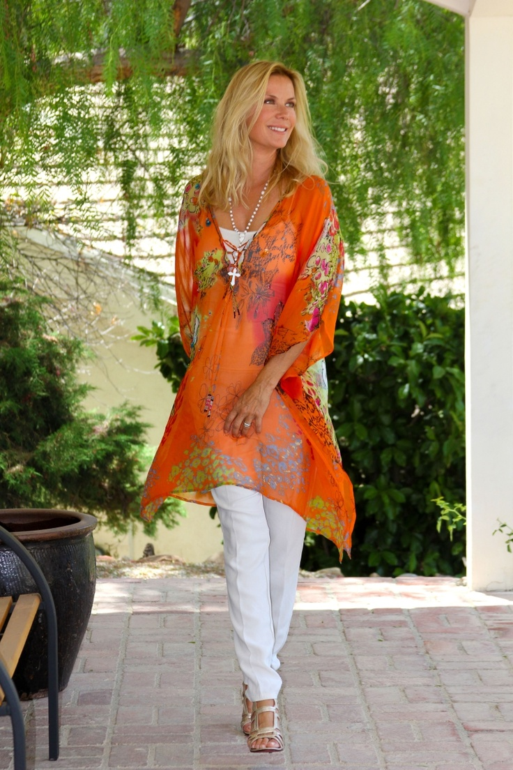 kaftans - Katherine Kelly Lang's Kaftans are gorgeous
