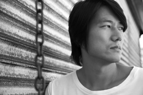 Sung Kang. Han from Fast and Furious movies