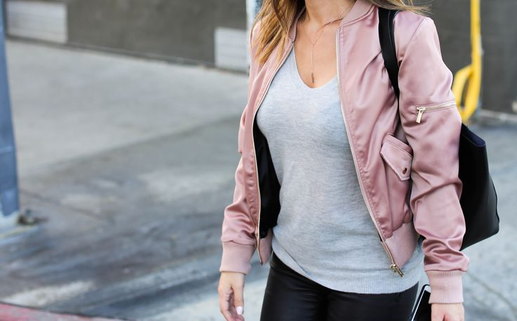 You'd be surprised how much wear you can get out of a bomber jacket. Sure they're sporty, but that doesn't mean you have to save them for your trainers and joggers. I love throwing one over a simple tank, with a pair of jeans and a bootie. Olive green options are extremely versatile, you can easily …