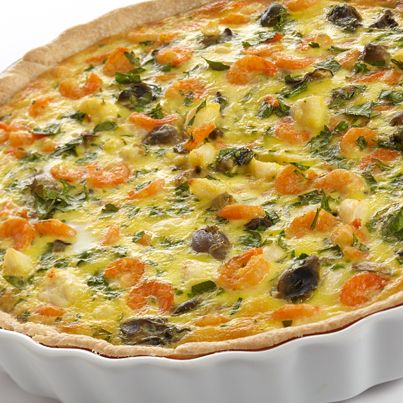 best 25 seafood quiche ideas on pinterest best seafood