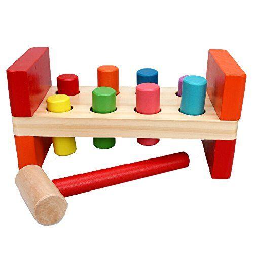 Holz Schlagspiel mit dem Hammer Intelligentes Spiel für Frühkindliche Bildung YIXIN http://www.amazon.de/dp/B00WWR69KE/ref=cm_sw_r_pi_dp_srJiwb0SCDY9K
