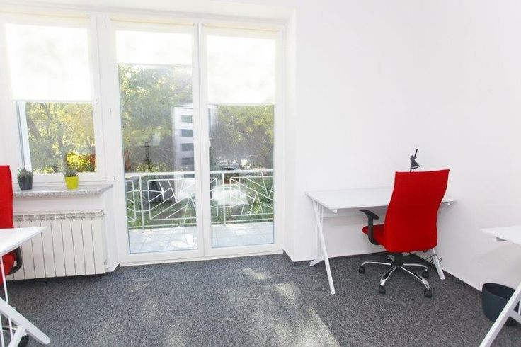 Office rooms - red room