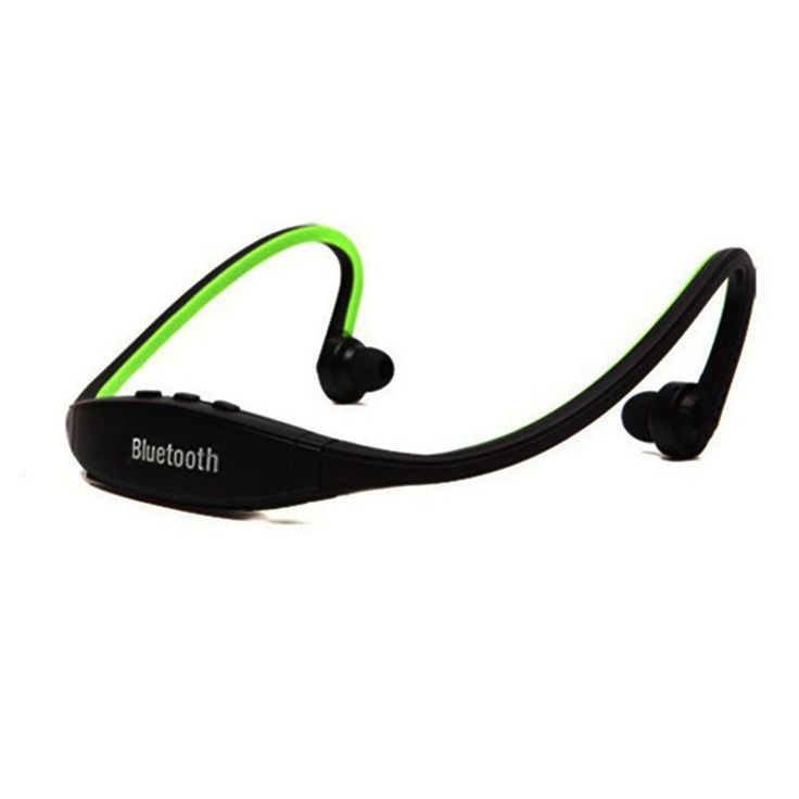 Wireless Bluetooth Sport headset in-Ear earphones Music Neckband headphones for iPhone 5 5s 6 6s Samsung with Microphone