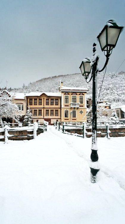 TRAVEL'IN GREECE | Winter in #Florina, #Greece, #Travelingreece