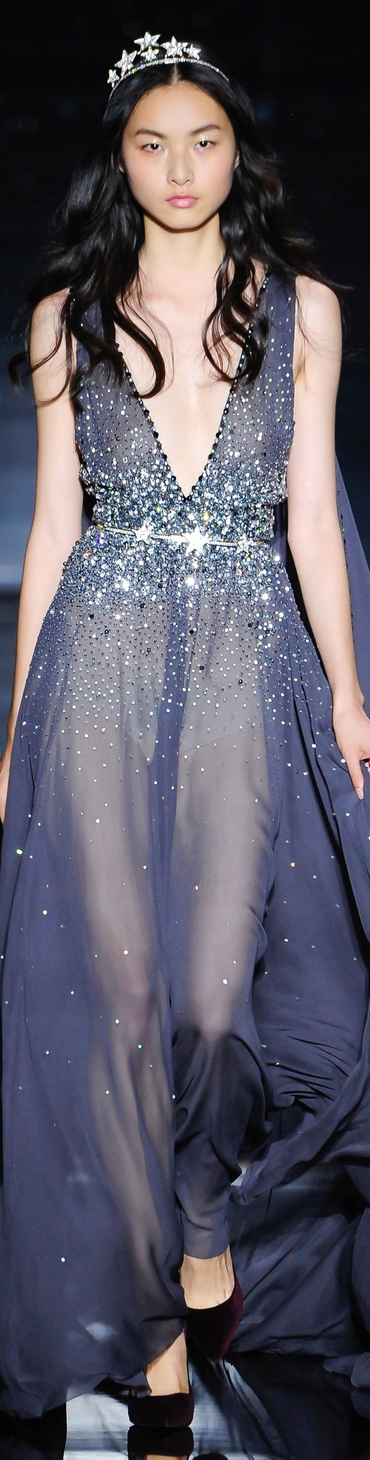 Zuhair Murad FW 2015 couture