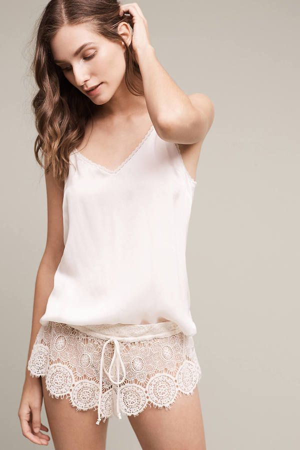 GemPicket Lace Shorts