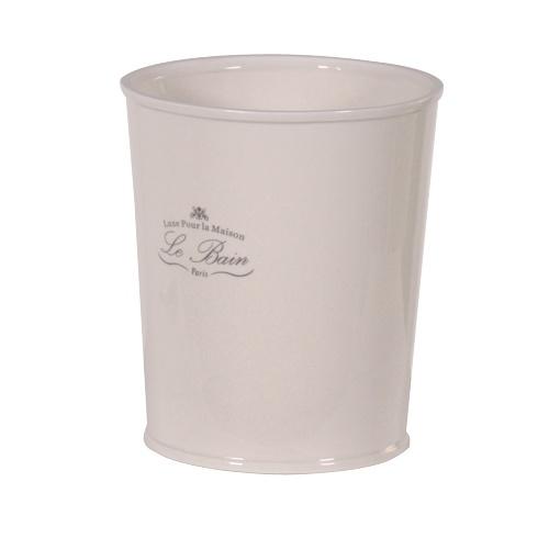 Le Bain Ceramic Bin Bathroom And Cloakrooms
