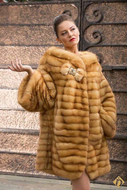 I'd wear this if it were fake fur