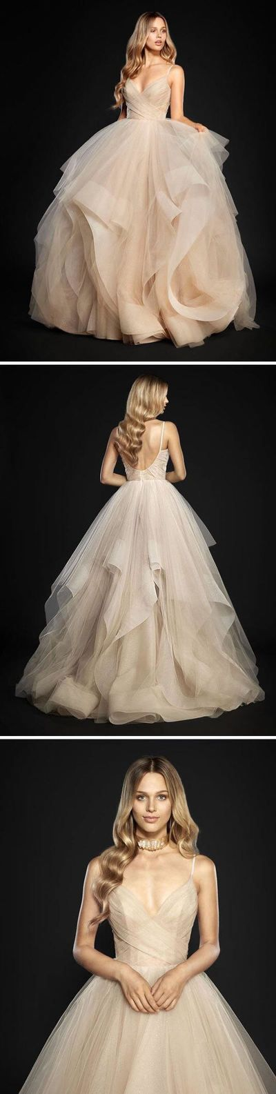 611 best Wedding dresses images on Pinterest | Short wedding gowns ...