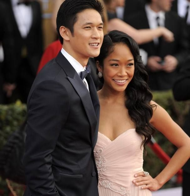 Harry Shum Jr. and Shelby Rabara are officially engaged!    Congratulations!