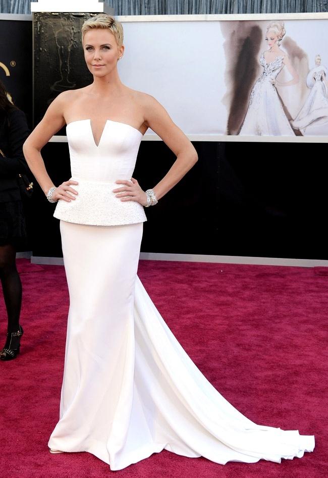 Charlize Theron - Christian Dior