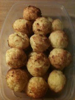 Low Carb Diet (Lavkarbo Diett): Kokostopper/Coconut Tops