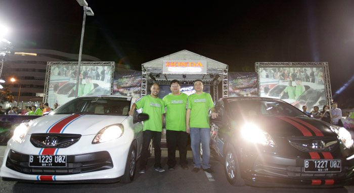Brio Saturday Night Challenge 3 : Rekor Pecah Di Surabaya #info #BosMobil