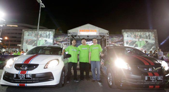Brio Saturday Night Challenge 3 : Rekor Pecah Di Surabaya #info #BosMobil