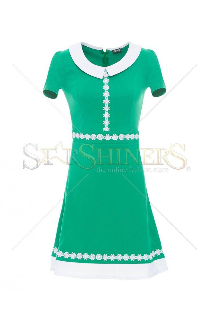Artista Pupil Allure Green Dress