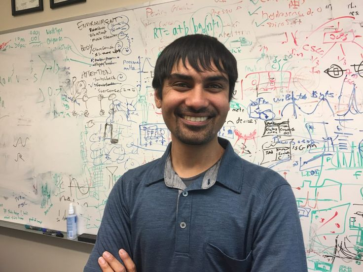 """Shwetak Patel is a certified genius. The University of Washington computer science and electrical engineering professor won a 2011 MacArthur Fellowship, joining the ranks of the MacArthur """"geniuses,""""…"""