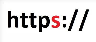 Google Blogger supports secure HTTPS
