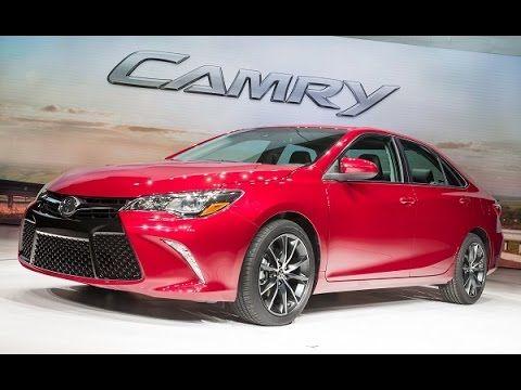 Toyota Camry Большой тест драйв б у Big Test Drive Тойота Камри