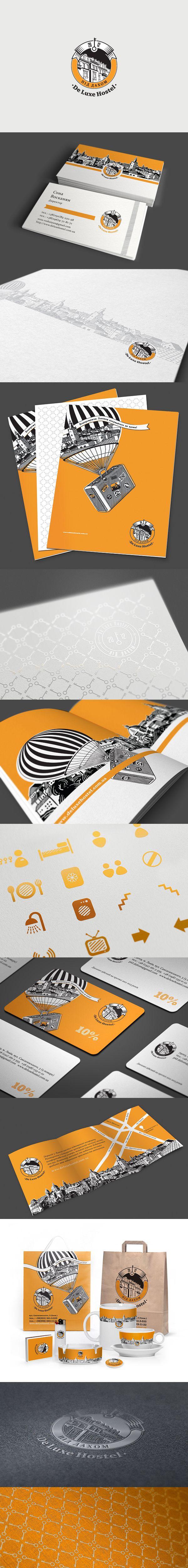 Hostel #packaging #branding #marketing PD