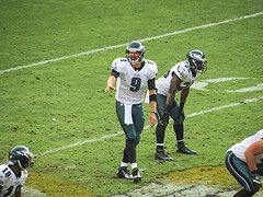 The question surrounding the Eagles these past two weeks is: Nick Foles or Michael Vick?