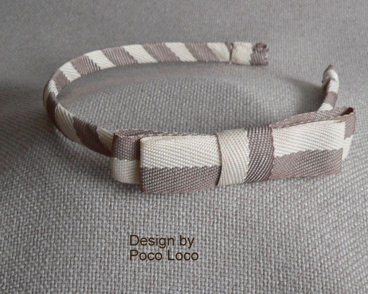 Haarreif Handmade by Poco Loco  von Poco Loco auf DaWanda.com
