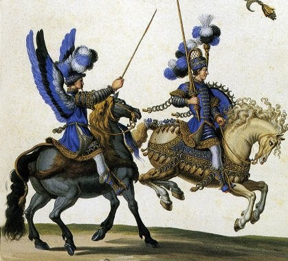 "The ""turks"" driven by the Prince. De condé in the Grand Carrousel, 1662."