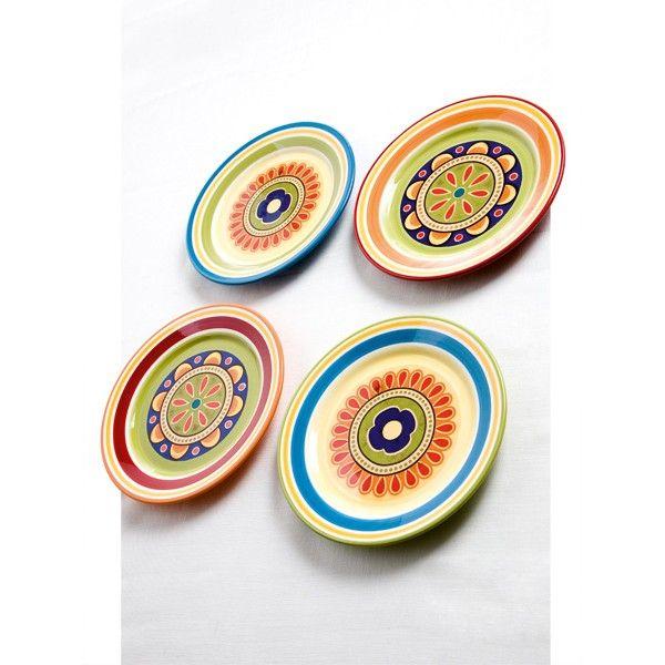 Servizio piatti in ceramica serie Ironstone per 6 persone Brandani Gift Group miglior prezzo € 150.00 su Arredocasastore.