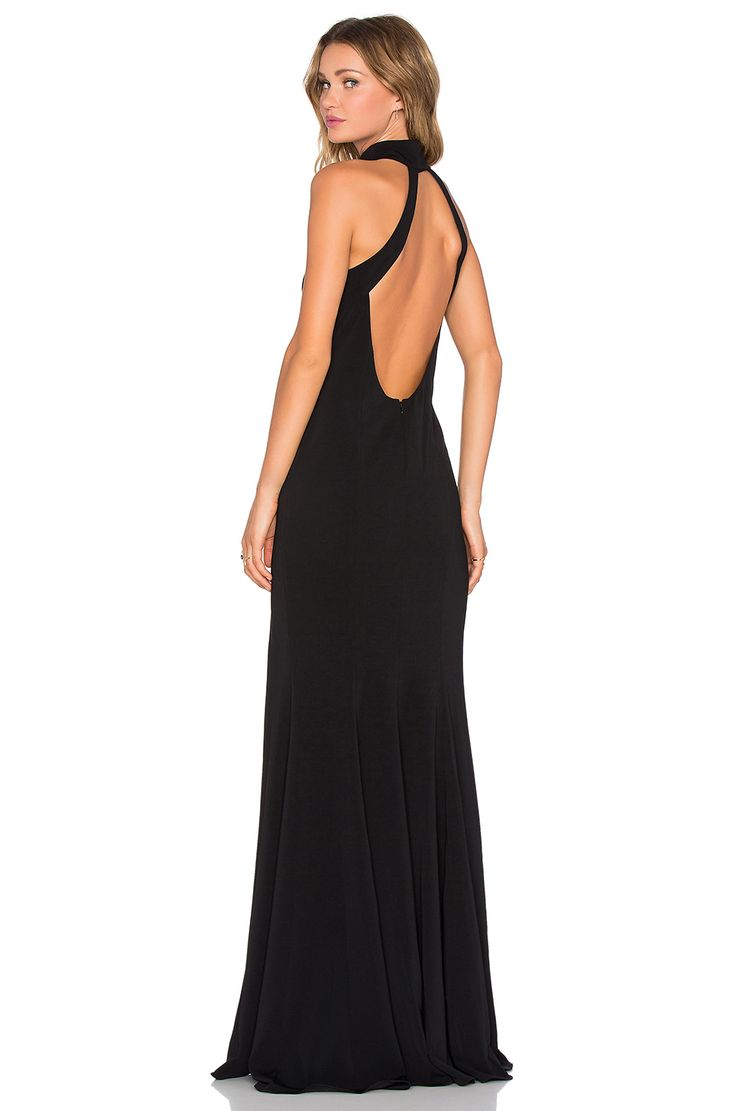 Jay Godfrey Cameo Dress in Black | REVOLVE