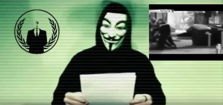 "The Anonymous hacking group has declared ""total war"" on Islamic State, reports Newsweek. The announcement, which came through a series of Tweets and a YouT"