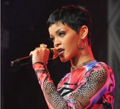 Rihanna pixie cut - Google Search