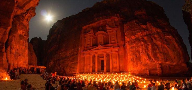 With the impressive ruins of Petra being on our bucket list, I couldn't help but want to research it a little bit more and what I found was a welcoming surprise. Petra is always portrayed as …