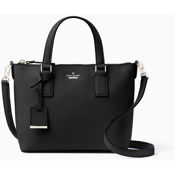 Kate Spade Cameron Street Lucie Crossbody ($248) ❤ liked on Polyvore featuring bags, handbags, shoulder bags, cross body, kate spade purses, kate spade, kate spade tote and crossbody purses