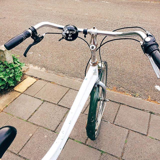 Olhem que fofa a bike que aluguei para passar alguns dias em Nijmegen - Netherlands - Vossenveld - bike - dicas de viagem - Holanda - Ariadne Cretella - blog de viagem - travel tip - travelers