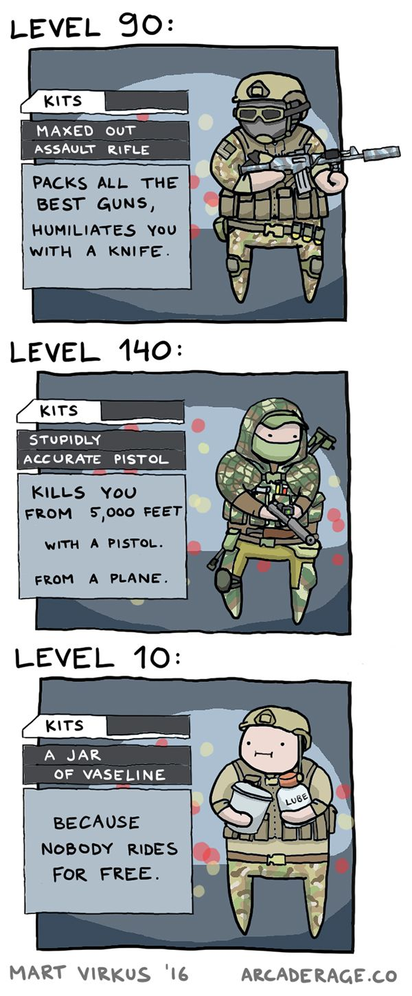 How Battlefield 4 is like these days Gangster.Gamer