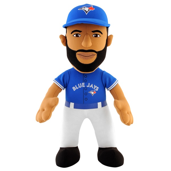 "Toronto Blue Jays Jose Bautista 14"" Plush-2013"