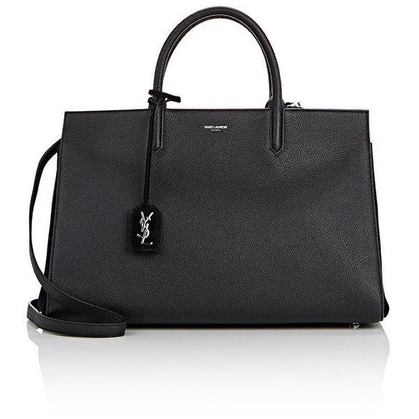 Saint Laurent Rive Gauche Small Tote Bag (15,615 CNY