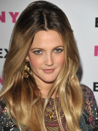 Ombre Color Technique: Ombre Hair Color, Dips Dyes, Haircolor, Ombrehair, Blond, Hair Style, Hair Trends, Drew Barrymore, The Roots