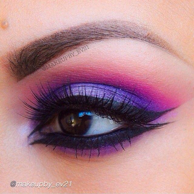 purple eyeshadow beauty pinterest pink eyeshadow i