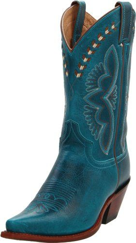Womens Justin Boots Women's Turquoise Damiana Classic Western Boot Online Size 40