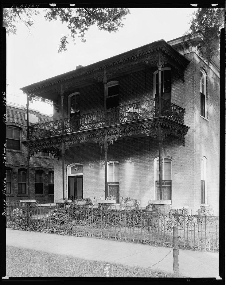 Berry House, Selma, Dallas County, Alabama